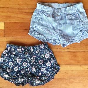 ✨SALE✨J. Crew Cotton Girls Shorts